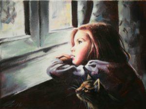 dziewczunka-marzy